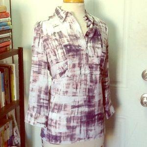 Simply Vera blouse by Vera Wang