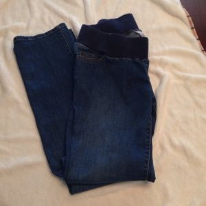Size 2 Liz Lange Maternity Jeans