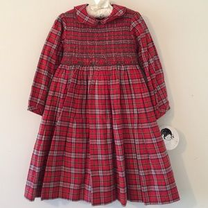 Sarah Louise Other - Sarah Louise Toddler Girl Holiday Dress Sz 4 Years
