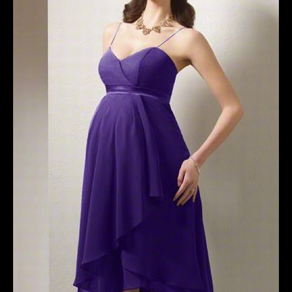 f0af3b86eb Alfred Angelo maternity bridesmaid dress