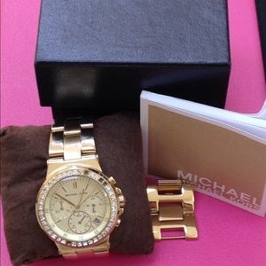 Michael Kors Accessories - 🆑Extra 60% off🆑Authentic  MK Watch With Box🔴