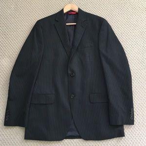 Chaps Other - SALE! EUC Chaps Black & White Pin Stripe Blazer