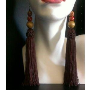 Jewelry - New Sexy Long Tassel Earrings