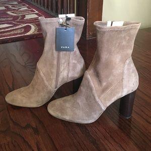 Zara: Ankle Booties