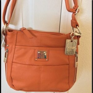 Tyler Rodan Handbags - Tyler Rodan Crossbody  NWT Color: Spice 🎉HP🎉