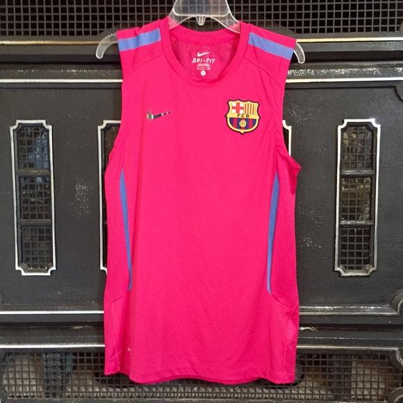 new product 8e336 831f1 FC Barcelona hot pint training tank