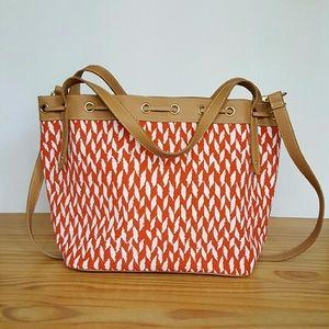 J. McLaughlin Handbags - J. Mclaughlin coral bag
