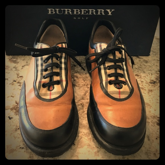 burberry bowling shoes