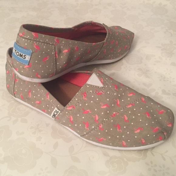f228382160b4db TOMS Pink Flamingo. M 5820e501c28456b21f0c18da. Other Shoes ...