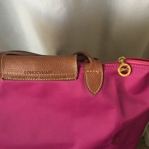 Longchamp Le Pliage Pink- additional Pictures