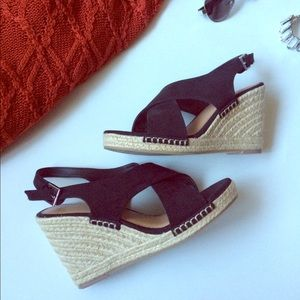 Apt. 9 Shoes - 🎉Apt 9 Wedge Sandal