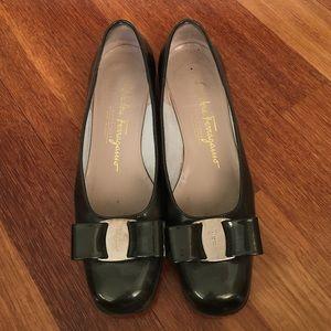 Salvatore Ferragamo Shoes - Ferragamo patent shoes