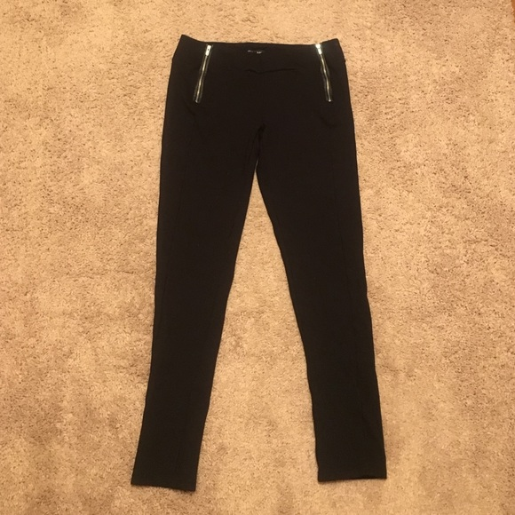 e7479c36f62 shinestar Pants | Black Brand Shine Star Size Large | Poshmark