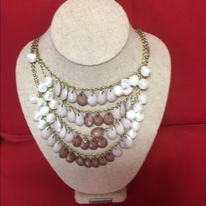 Jewelry - Four strand necklace