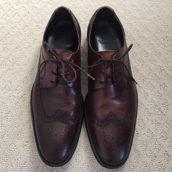 Aldo Shoes   Mens Aldo Wingtip Shoes