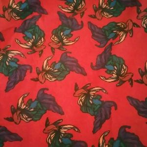 Lularoe Beta Fish TC Leggings NWT