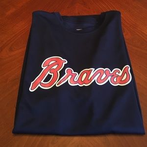 "Augusta Sportswear Other - ""Braves"" Coach's Jersey. Adult XL"