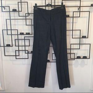 Boss Black Pants - BOSS by Hugo Boss tweed trouser navy blue