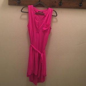 A.n.a high-low dress