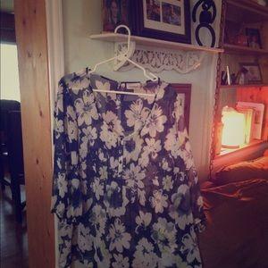 Aviana Tops - Paisley tunic Blouse
