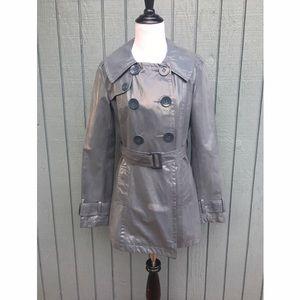 TULLE Rain Trench Coat