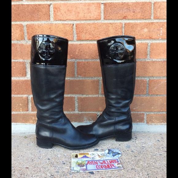87953917908b Authentic Tory BURCH Boots size 5.5. M 582125aa9c6fcf862700d361