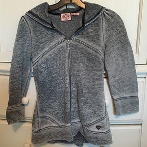 EUC Juicy Couture Zip Up Jacket Sz S