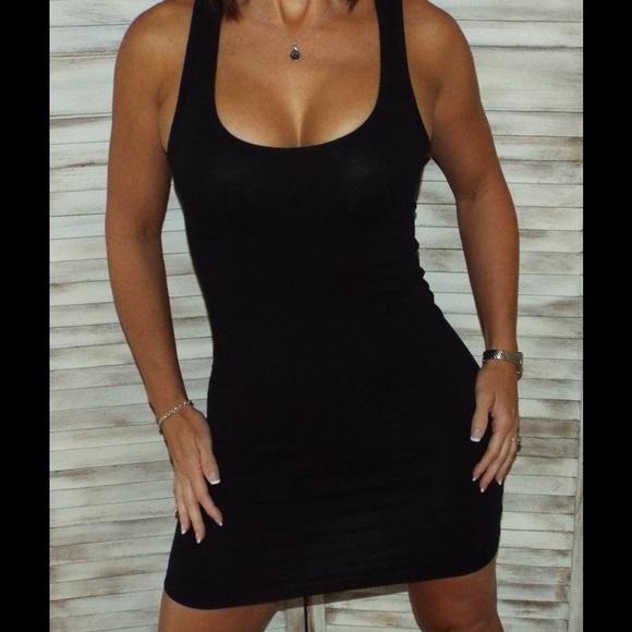 Dresses Plus Size Tank Dress Black 1117 Poshmark