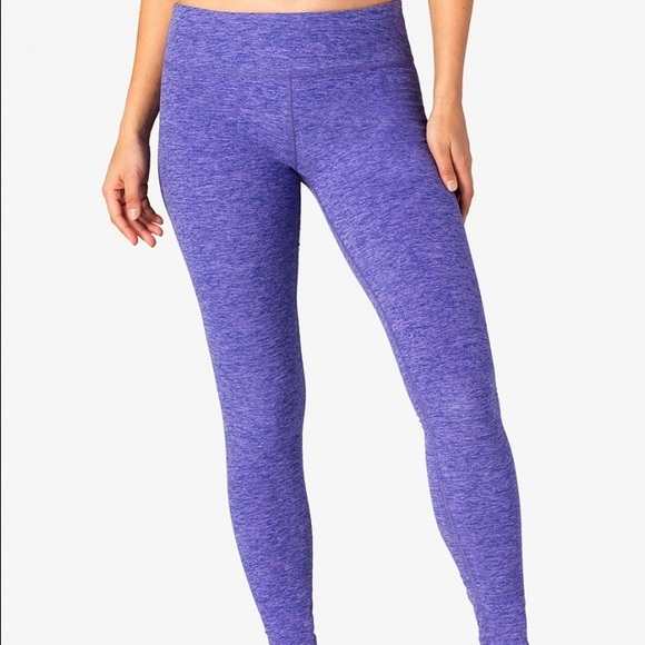 1faa909a31adf Beyond Yoga Pants - Beyond Yoga Spacedye Long Legging in purple