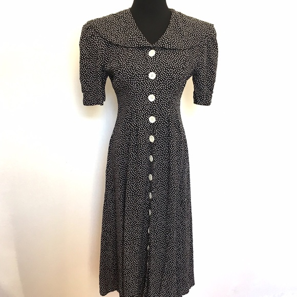 Vintage Dresses - Vintage Baby Doll 90's Grunge Dress