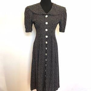 Vintage Dresses & Skirts - Vintage Baby Doll 90's Grunge Dress