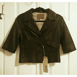 Emu Jackets & Blazers - Emu Naturally Australian Sheepskin Leather Jacket