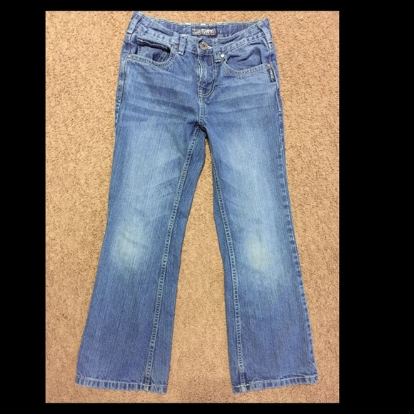 75% off Silver Jeans Other - Boys Brand Silver Size 8 Blue Jeans