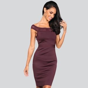 WOW couture Dresses - Wow Couture Bandage Dress b85a4a44096e