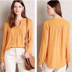 "Anthropologie  HD in Paris ""Telma"" blouse"