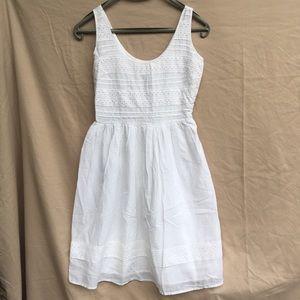 Old Navy White Dress