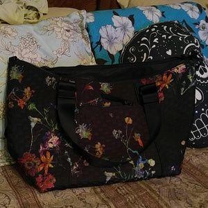 Handbags - Gorgeous XL flowered tote