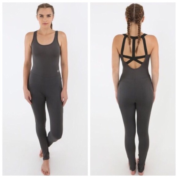 electric yoga tops one piece bodysuit workout tank poshmark