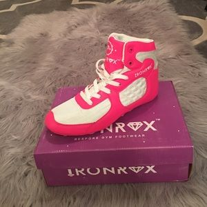ironrox Shoes - Girls weight lifting shoes