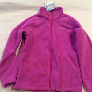 colombia Other - Purple NWT Colombia sweater fleece