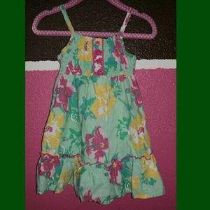 Little Lass Other - Flower dress