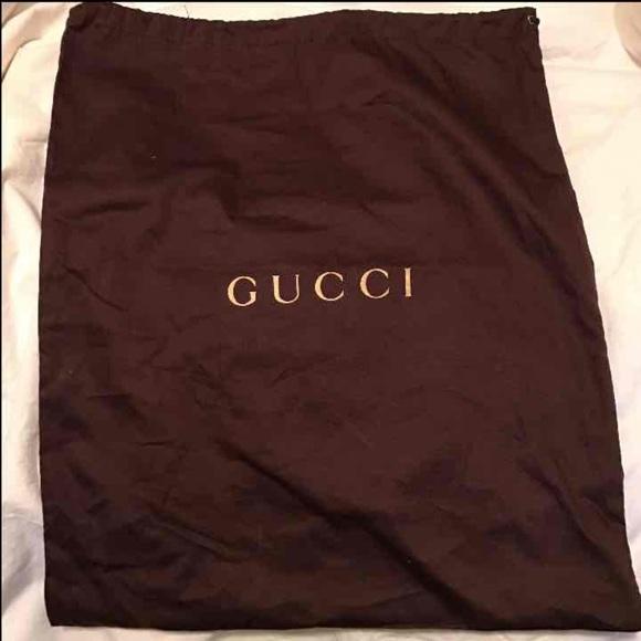 7c401445789 Gucci Shoes - Gucci Dust Bag