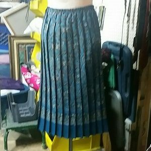 Sz 16 skirt, vintage, cute