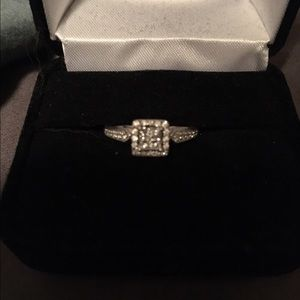 Kay Jewelers Jewelry - White gold Kay jewelers ring