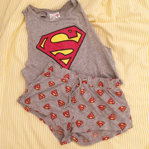 e0602a58cb H M Other - H M superman sleepwear set