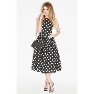 joa Dresses & Skirts - joa • polka dot skirt