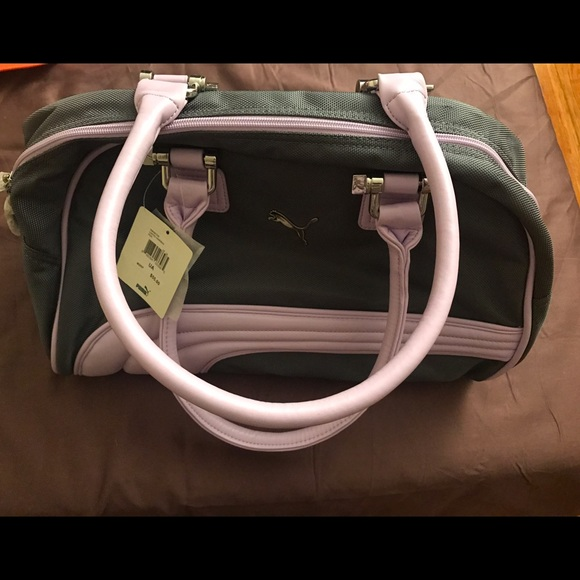 Puma Cartel Handbag. Brand new 320be933fc5d1