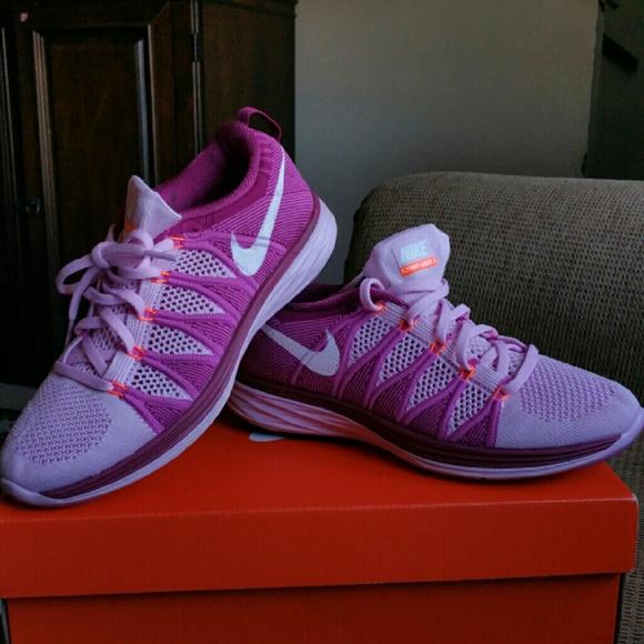 Nike Shoes  Womens Flyknit Lunar S Size 8  Poshmark