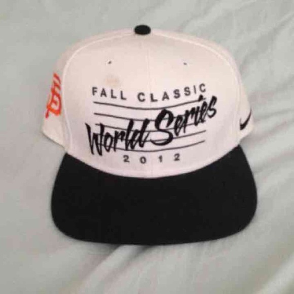 timeless design e1a69 a7054 ... low cost vintage white giants mlb baseball snapback hat 5cc97 2f043