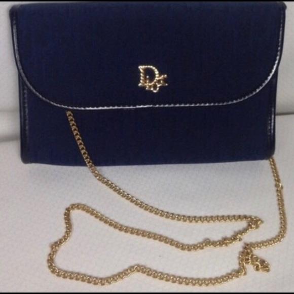 Christian Dior Bags   Vintage Cross Body Bag   Poshmark e4f8519e54